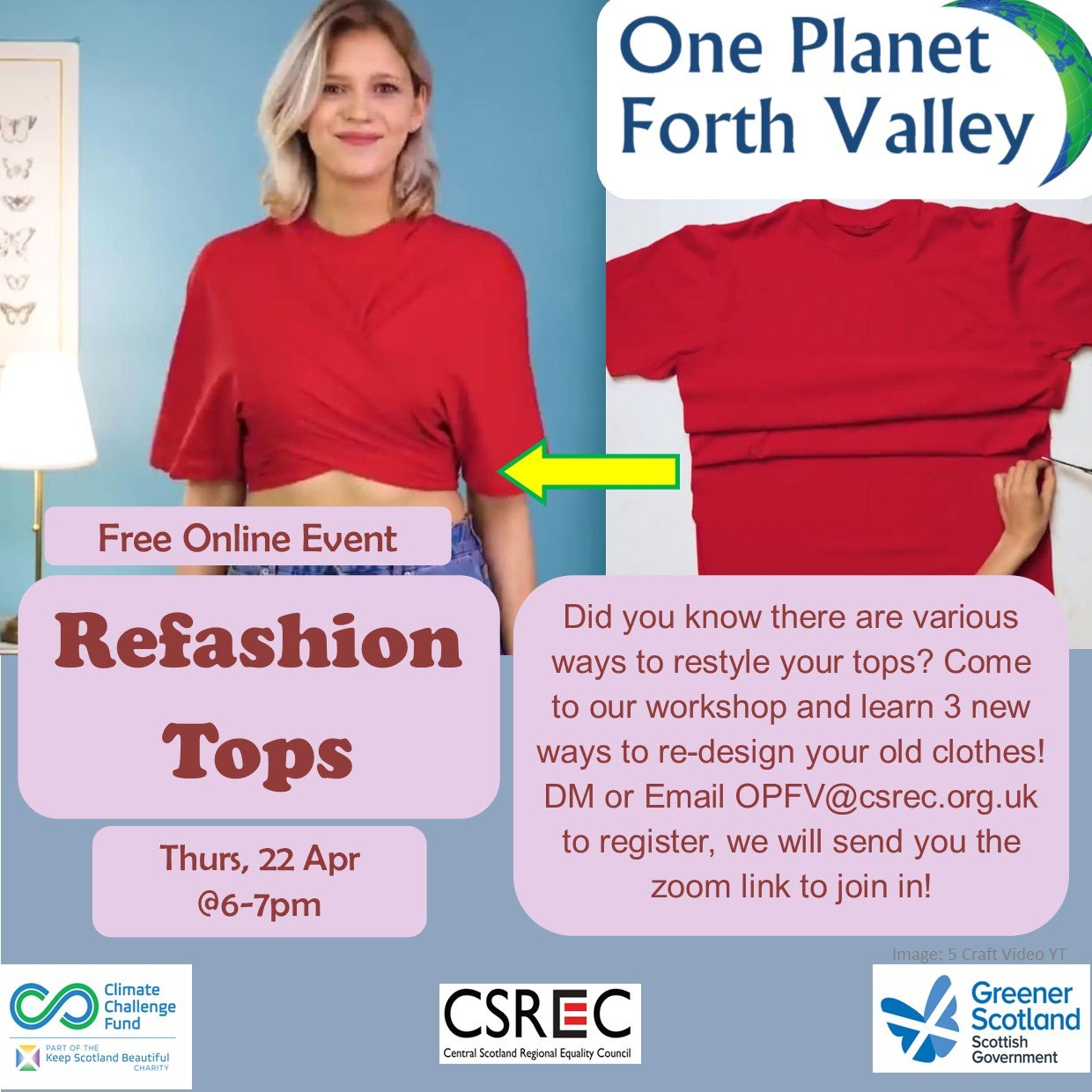 One Planet Forth Valley