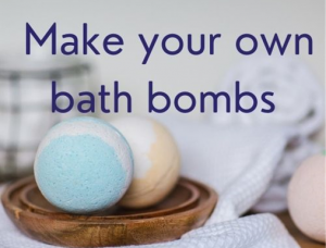 Read more about the article Make your own sustainable bath bombs
